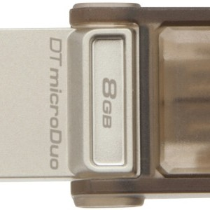 MEMORIA USB MICRODUO 08 GB