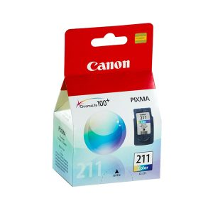 Cartucho Original Canon CL-211