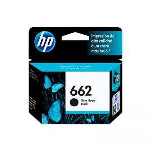 Cartucho Original HP 662