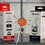 Tinta Genérica vs Tinta Original ¿Cuál es la diferencia?