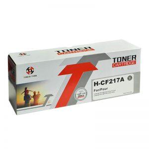 Tóner HP 17A - CF217A - Premium Genérico Toner Tank