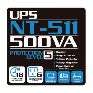 UPS FORZA NT-511