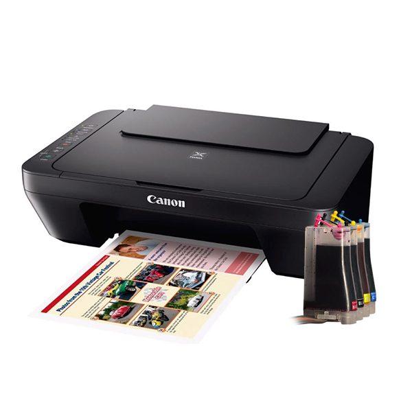 Canon E402 con Sistema Continuo