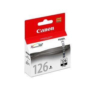 Cartucho Original Canon CLI-126 Negro