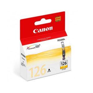 Cartucho Original Canon CLI-126 Yellow