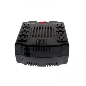 Regulador de Voltaje Forza FVR-1211USB 1200VA
