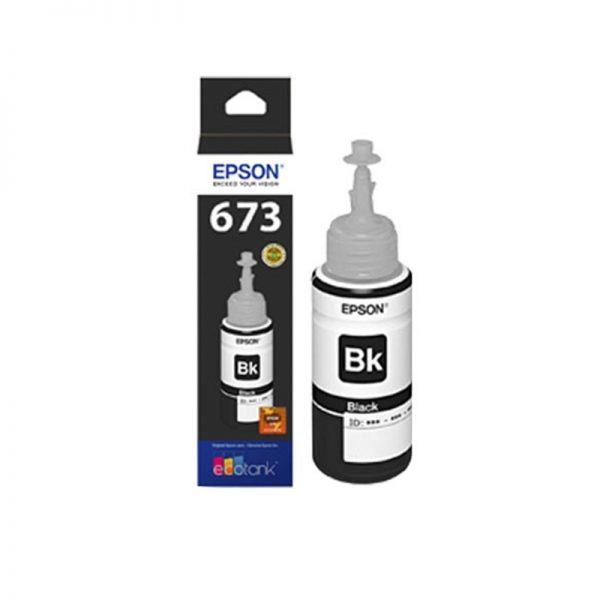Tinta Original Epson T673 Black