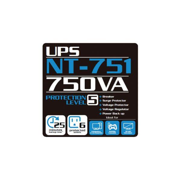 UPS Forza NT-751