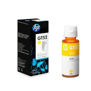 Tinta Original HP GT52 (M0H56AL) Yellow