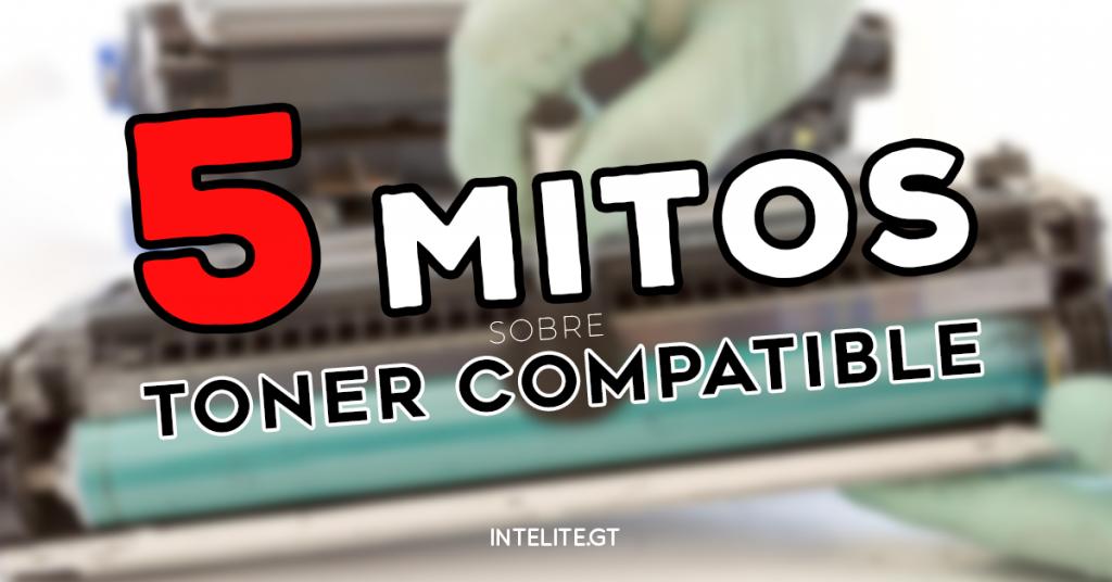 Toner compatibles