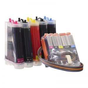 Sistema Continuo Canon IP7210 - IX6810 de 5 Colores con Tinta