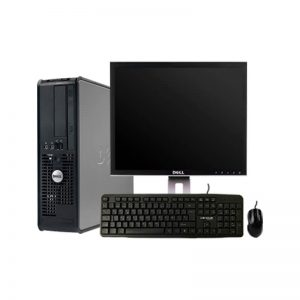 Computadora Refurbished Dell 755