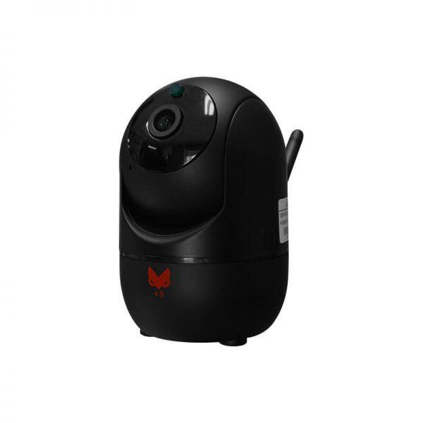 Mini Cámara de Seguridad Inalámbrica PTZ Wifi 4S