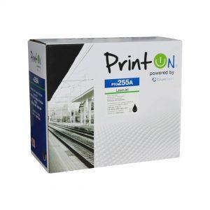 Toner Compatible HP 55A (CE255A) Printon