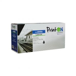 Toner Compatible HP 49A (Q5949A) Printon