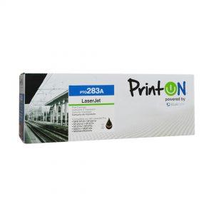 Toner Compatible HP 83A (CF283A) Printon
