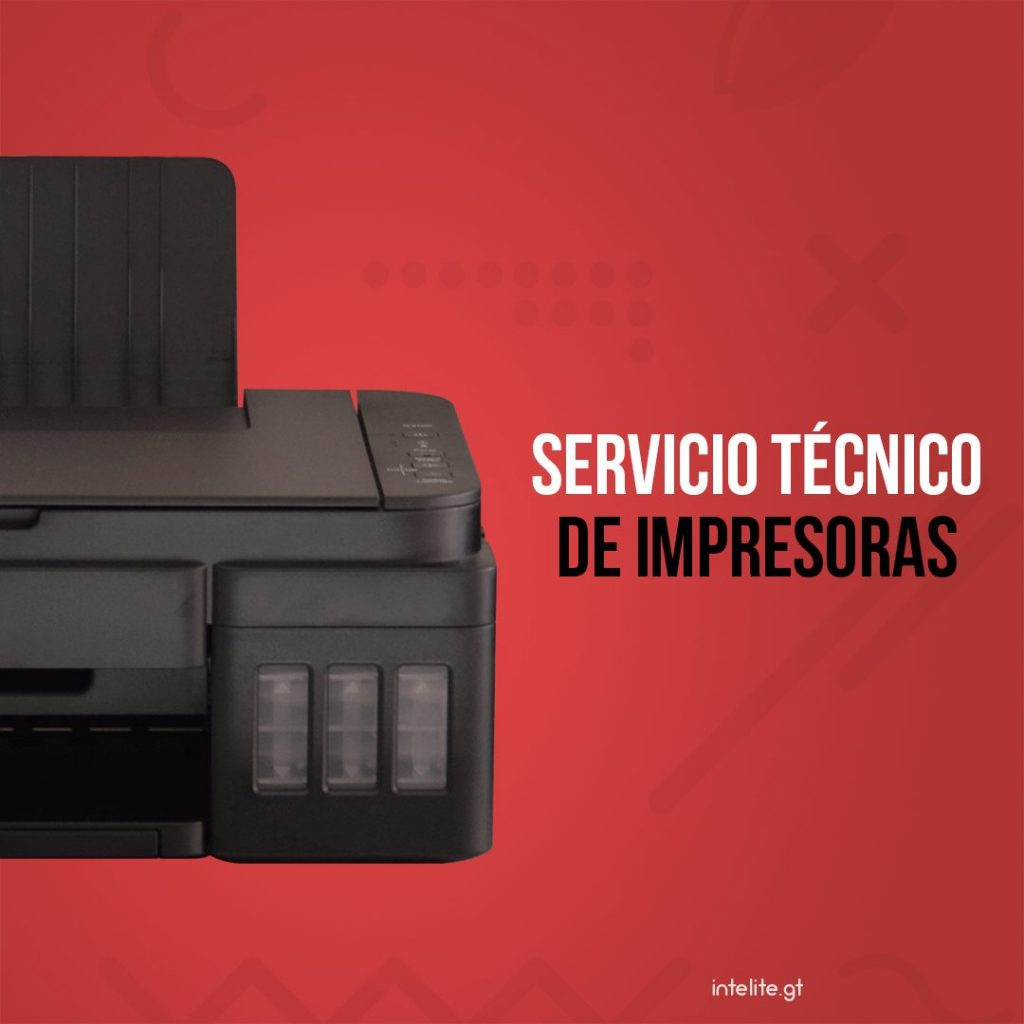 Servicio técnico de impresoras en Guatemala