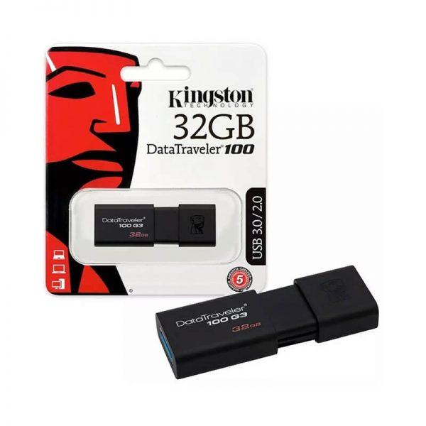 Memoria USB 3.0 de 32GB Kingston DT100G3