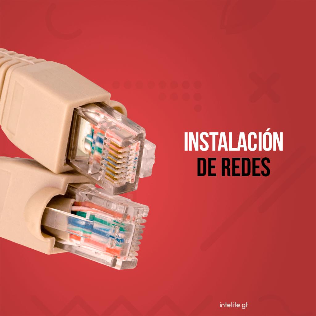 Instalación de redes y cableado estructurado en Guatemala
