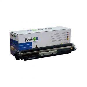 Toner Compatible HP 130A (CF350A) Negro Printon