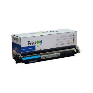 Toner Compatible HP 130A (CF351A) Cyan Printon