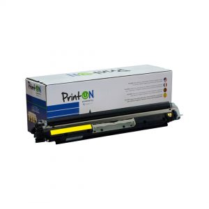 Toner Compatible HP 130A (CF352A) Yellow Printon