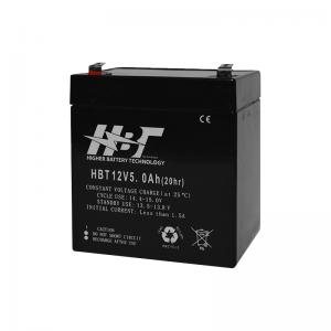 Bateria para UPS 12V 5Ah - UPS - Intelite Guatemala