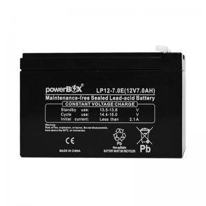 Bateria para UPS 12V 7Ah - UPS - Intelite Guatemala
