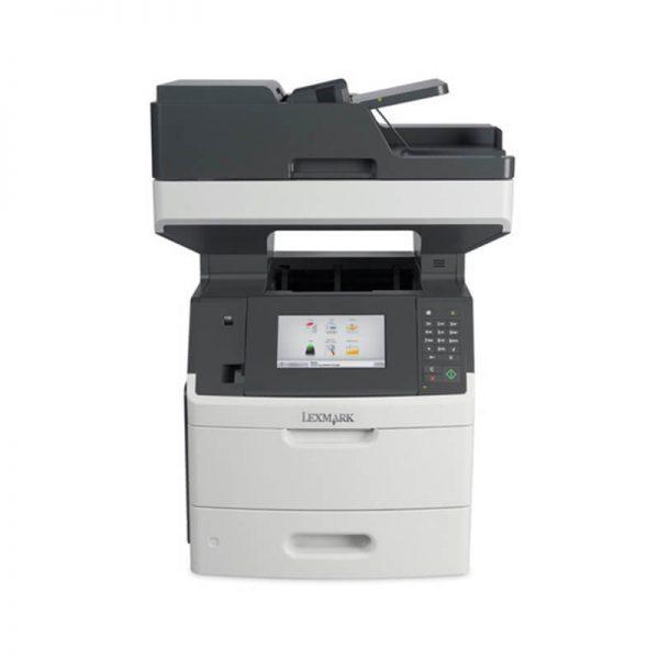 Impresora Láser Multifuncional Monocromática Lexmark MX710dhe