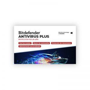 Licencia Bitdefender Antivirus Plus para 1 Dispositivo