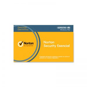 Licencia Norton Security Esencial para 1 Dispositivo
