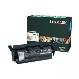 Tóner Original Lexmark T650A11L