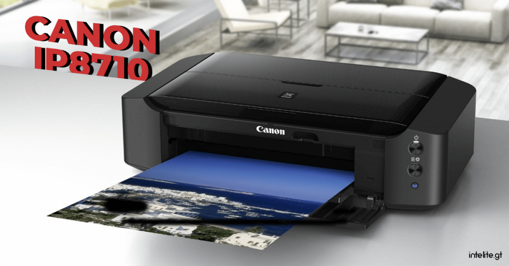 Canon iP8710: Una alternativa a la impresora iP7210