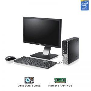 Computadora Refurbished Dell 3010 SFF Core i3