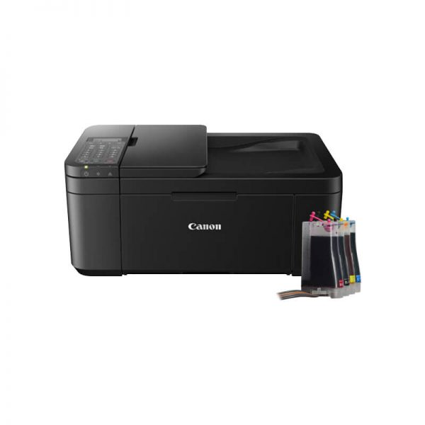 Impresora Canon Multifuncional E4210 con Sistema Continuo