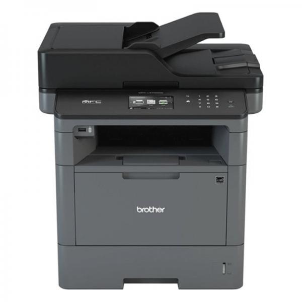 Impresora Láser Multifuncional Monocromática Brother MFC-L5700DW